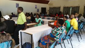 Lusubilo Orients Its Staff Members in Child Protection Policy