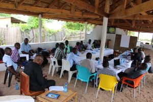 Pastoral Commission Holds Review Meeting