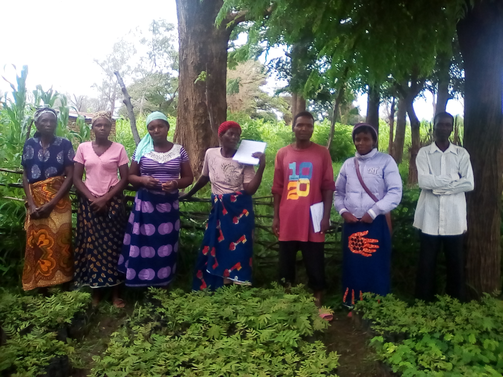 Communities in Chitipa and Karonga Districts Embark on Afforestation Activities