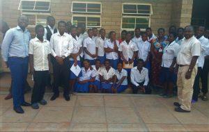 St Michael's Parish Takes Moral Lessons to Kameme CDSS YCS