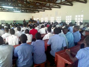 Vicar General of Karonga Diocese Urges Catholic Youth to be Exemplary