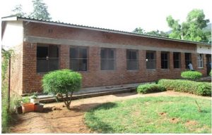 Kaseye Hospital Now Has an Operating Theatre