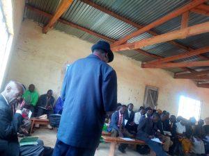 Misuku Kakomo ADC Applauds CCJP's Health Governance Project