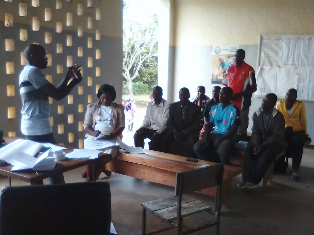 Health Desk Conducts Health Facility Quarterly Review Meetings for TB Project