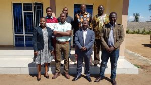 Justice and Peace Desk Holds Planning Meeting with National Level Partners
