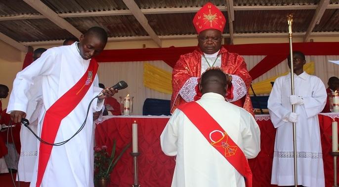 Bishop Mtumbuka Ordains Deacon Kamanga to Priesthood as Father Mwale Celebrates 25 Years in Priesthood