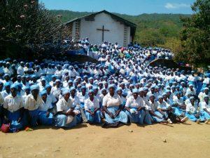 Lay Movements Start Their Annual Retreats at St Francis Shrine- Kaseye