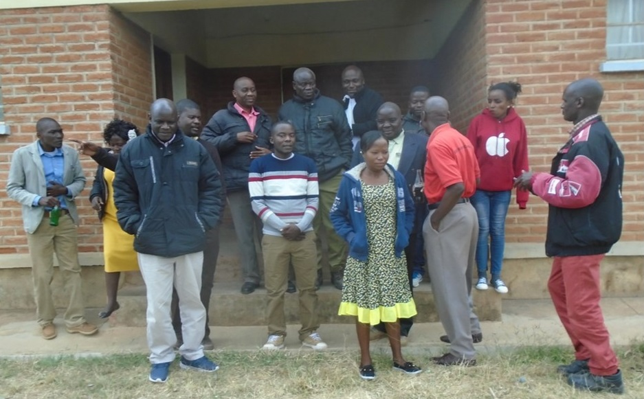 Development Desk Equips Staff on Sustainable Agricultural Practices