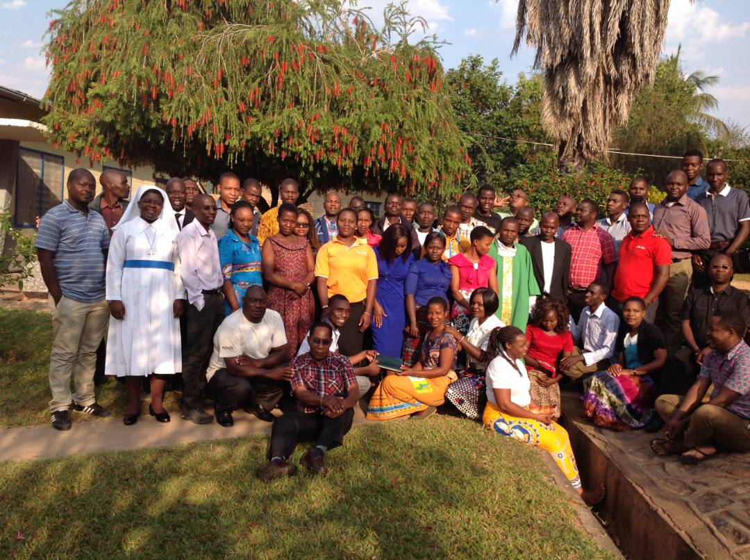 2018 Annual Retreat for Karonga Diocese Staff Members