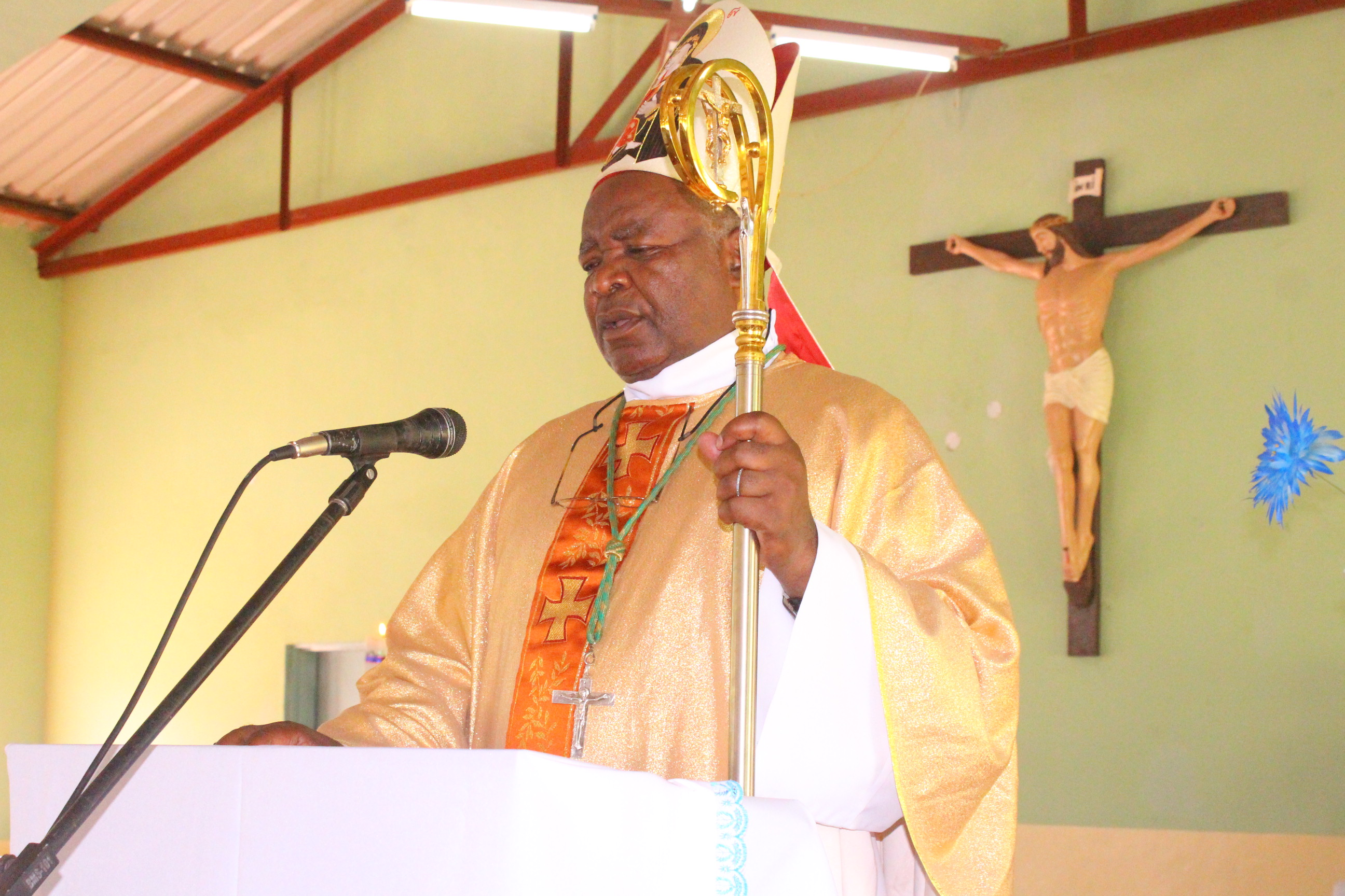 Bishop Mtumbuka Impressed With Peaceful Coexistence Among Religions