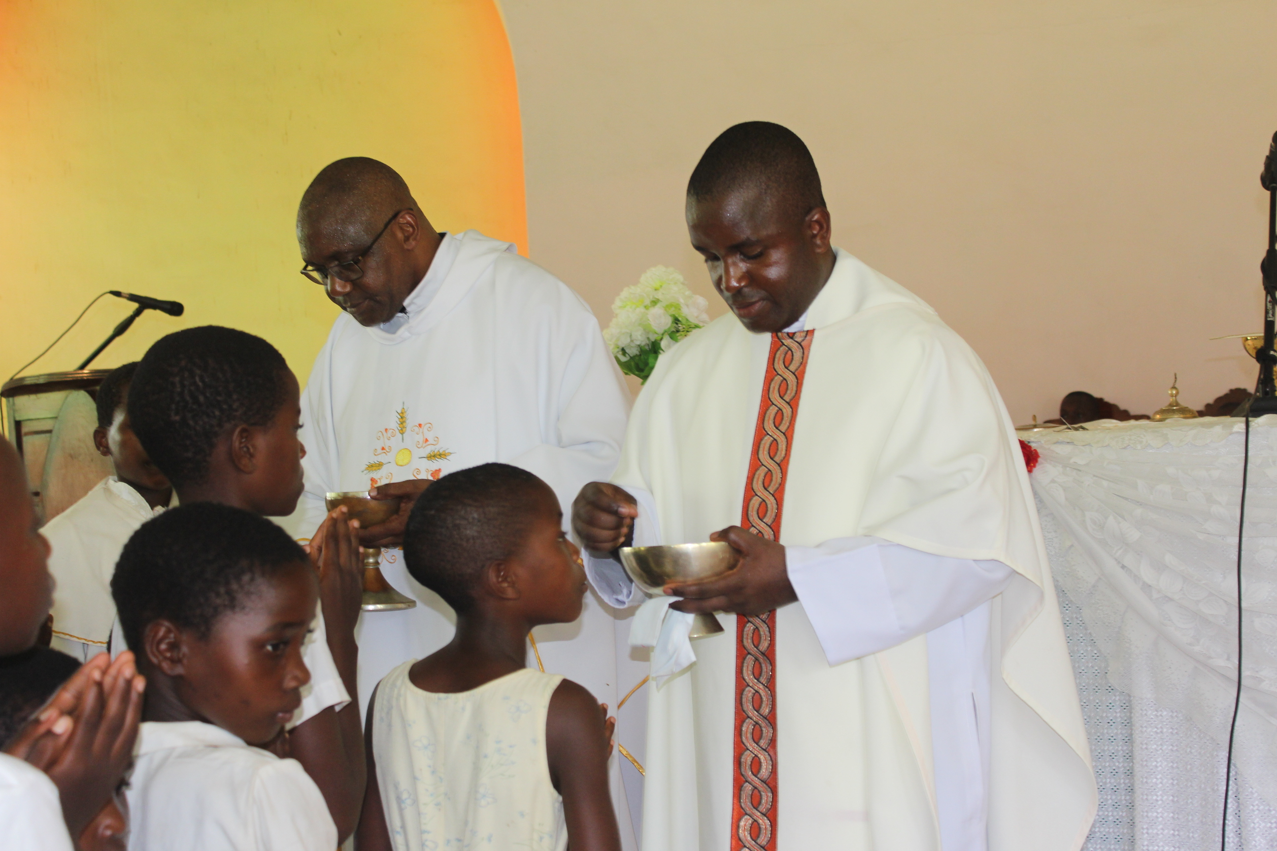 Monsignor Chitete Calls for Responsible Parenthood
