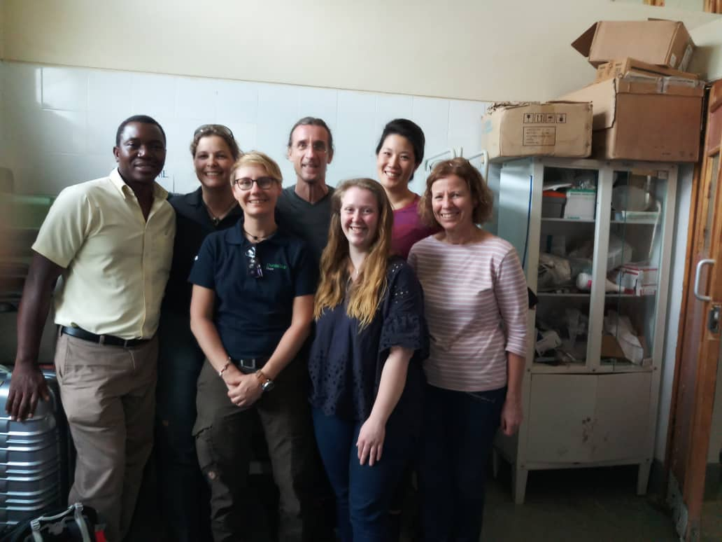 Interplast Team in First 2019 Visit to Malawi