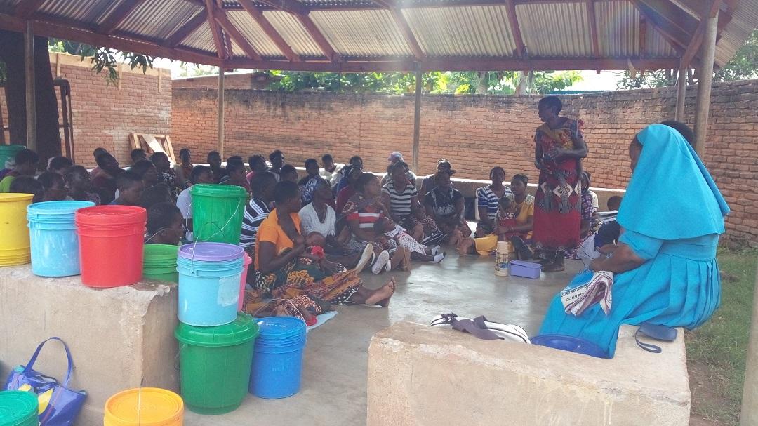 Infant Feeding Program; Touching the Hearts of Orphaned Infants