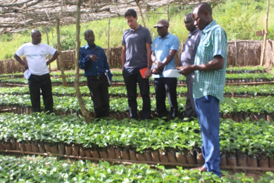 Missio USA Representatives Happy with Progress at Chipunga Farm